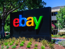 ebay sign and office exterior